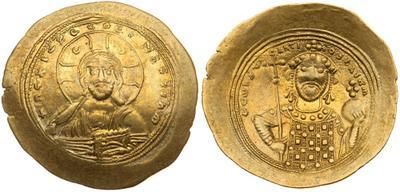 Stamenon Nomisma de Constantinus IX Monómaco (1042-1055) 2508100.m