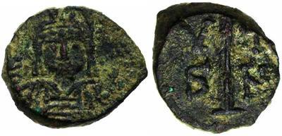 Decanummi de Justino II 909570.m