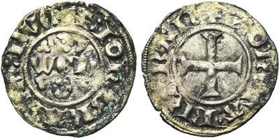 Mite de Juana y Wenceslao. Ducado de Brabante 3904466.m
