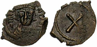 Decanummi de Tiberio II. 270992.m