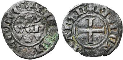 Mite de Juana y Wenceslao. Ducado de Brabante 6580445.m