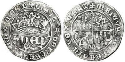 Real de anagrama de Enrique IV. Segovia 1623826.m