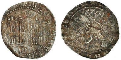 Maravedí de Enrique IV.  4027654.m