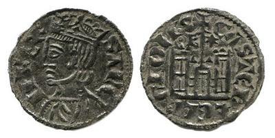 Dinero coronado o  cornado Sancho IV. ¿Burgos? 2810179.m