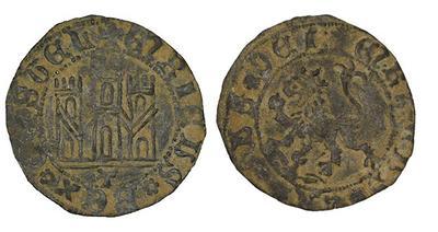 Maravedí de Enrique IV. Toledo 3043065.m