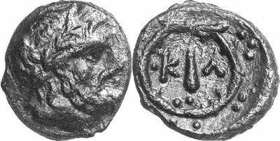 AE13 de  Kleonai en Argolis 296486.m