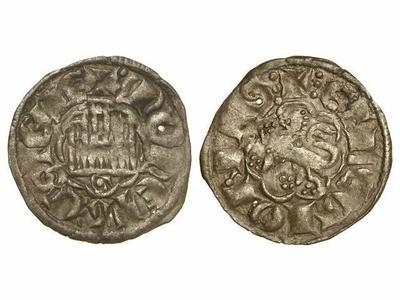 Dinero de la 2ª guerra de Granada de Alfonso X 876740.m