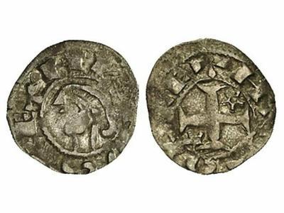 Dinero pepión Alfonso VIII - 2 916667.m