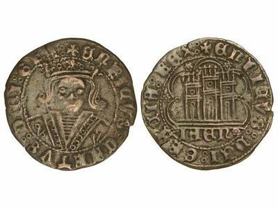 1/4 de Real de Enrique IV 1114151.m