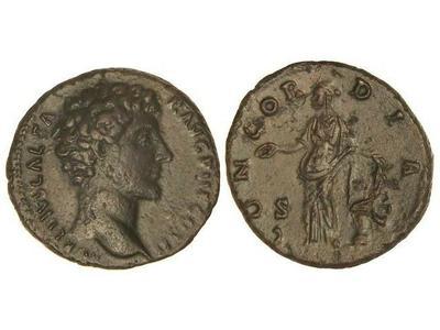 As de Marco Aurelio. CONCORDIA / S C 1638129.m
