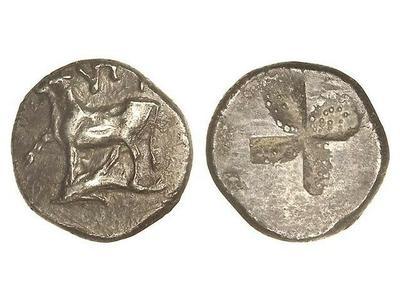 Hemidracma de Bizantion. 2674972.m