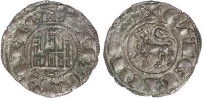 Dinero de Fernando IV Emisión de 1297 5264493.m