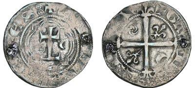 Blanca de vellón del obispado de Lyon. 1587226.m