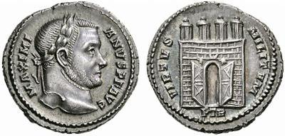 Nummus de Constantin II 997265.m