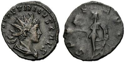 Antoniniano de Tétrico II. SPES AVGG. Trier 2350786.m