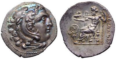 Dracma de Alejandro III de Macedonia 1895633.m