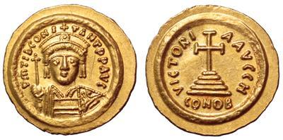 Sólido de Tiberio II 1896550.m