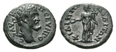 AE19 Provincial de Septimio Severo. Filipopolis, Tracia. 1929451.m