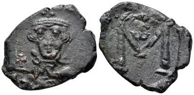 40 nummi de Justiniano II 2434435.m
