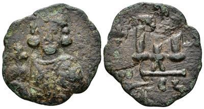 40 nummi de Justiniano II 2434454.m