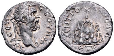 AR16 de Septimio Severo. Cesarea 3576832.m