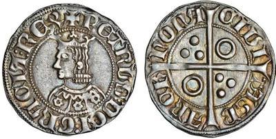 Croat de Pedro IV el Ceremonioso. Barelona 4206048.m